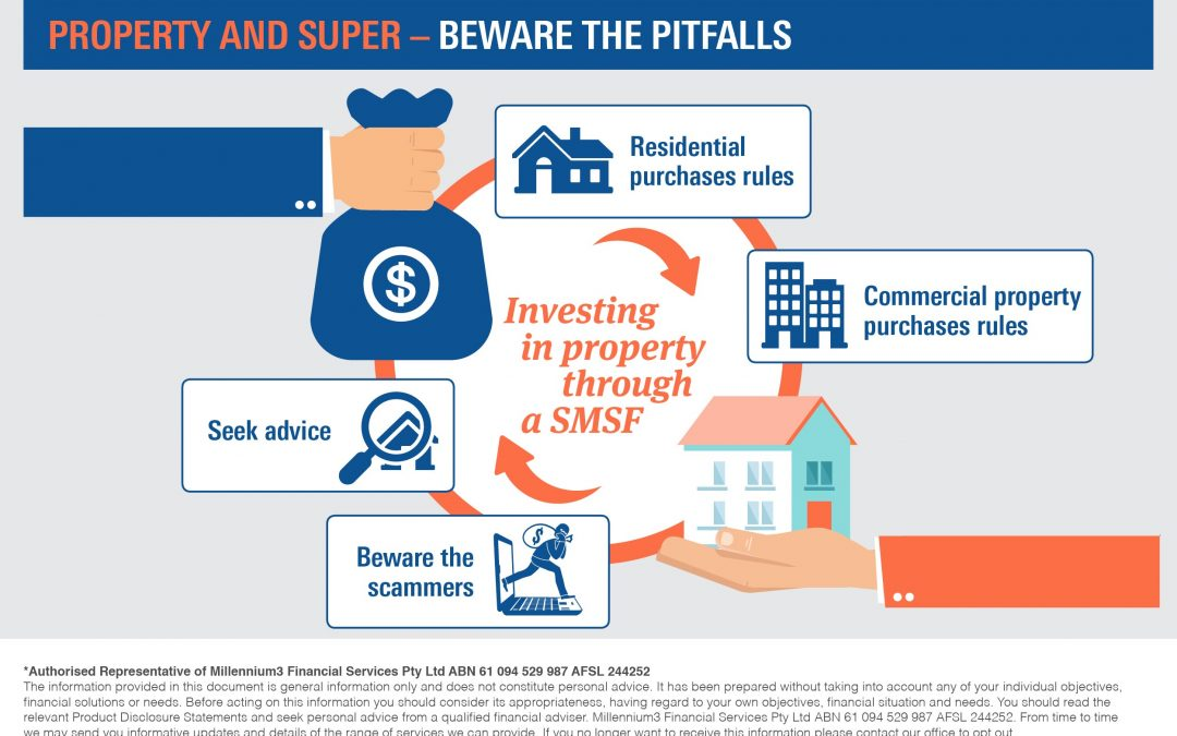 Property and super – beware the pitfalls