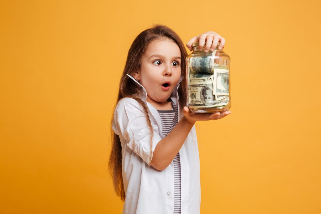 Are we teaching our kids how to manage money?