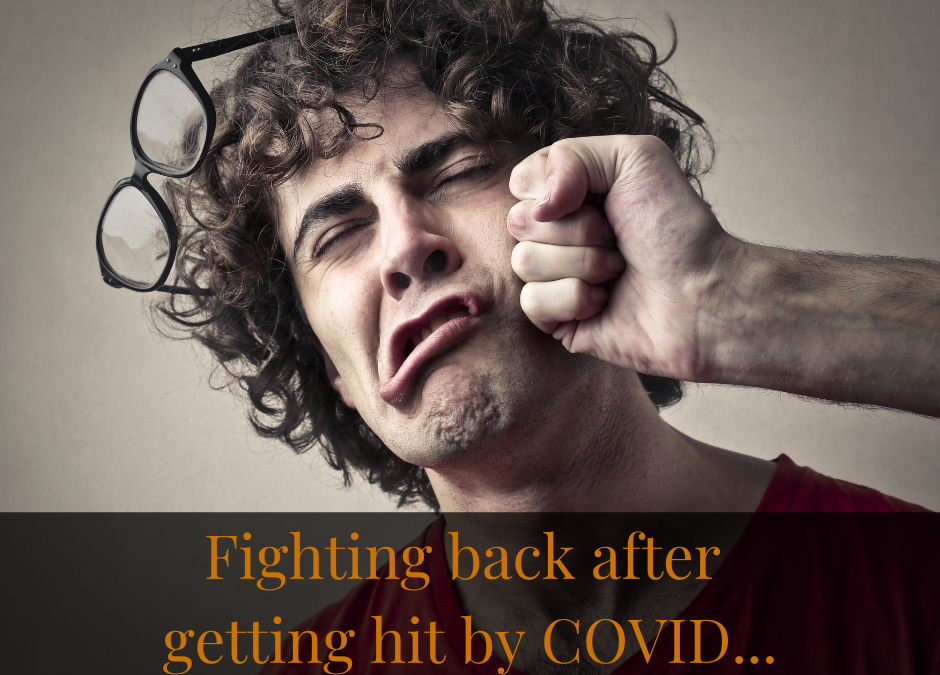 How do I save to buy a house after being hit by COVID?